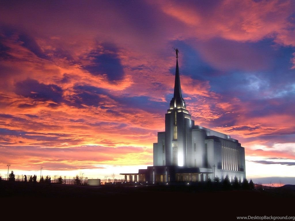 Rexburg idaho lds mormon temple photographs page desktop background - Lds temple wallpaper ...