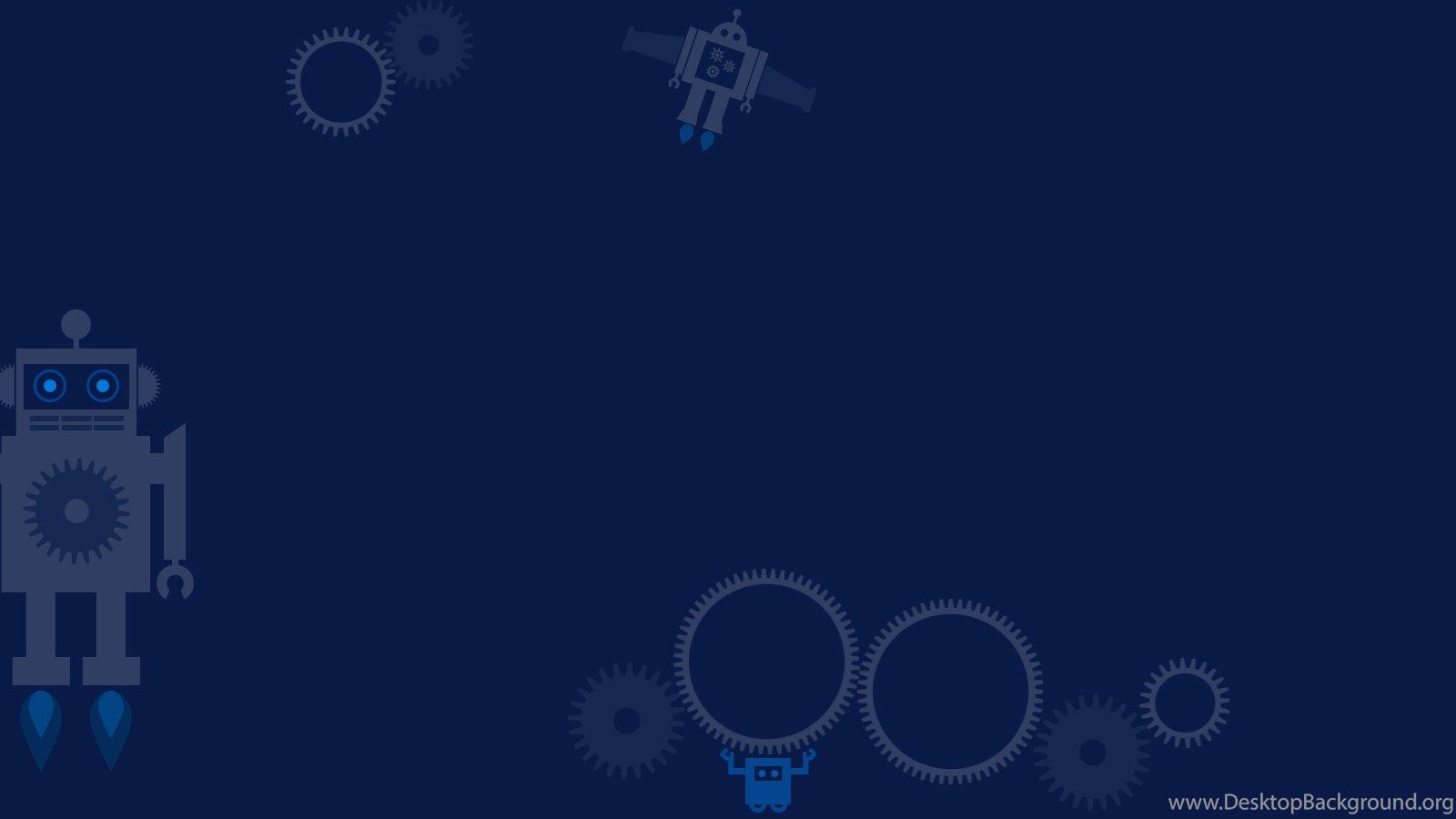 Windows 8 1 Backgrounds Robots By Ntim007 On Deviantart Desktop