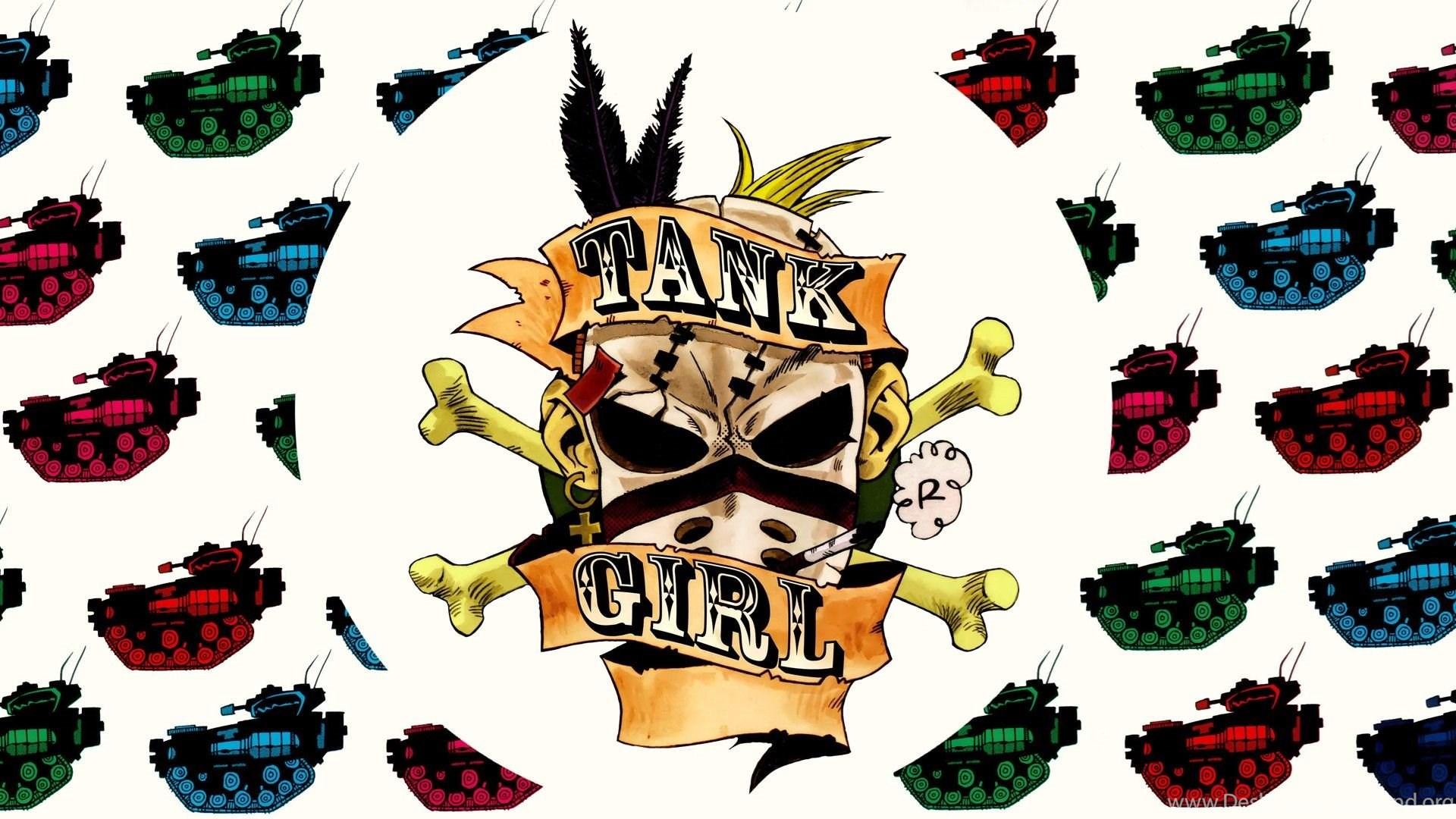 Tank Girl Computer Wallpapers Desktop Backgrounds Desktop Background