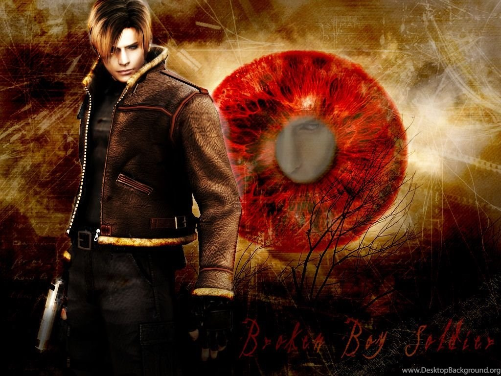 Leon Kennedy Wallpapers Resident Evil 4 Wallpapers 35806041