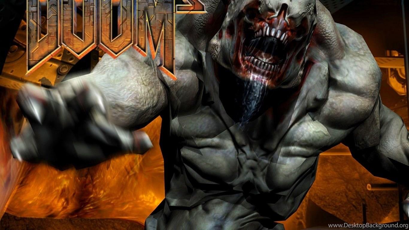 1366x768 Doom 3 Desktop PC And Mac Wallpapers Desktop Background