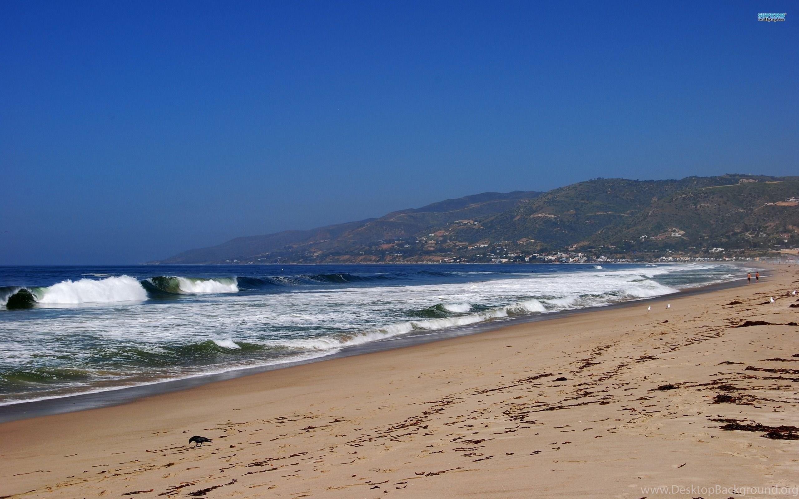 California Beach Wallpapers Desktop Background