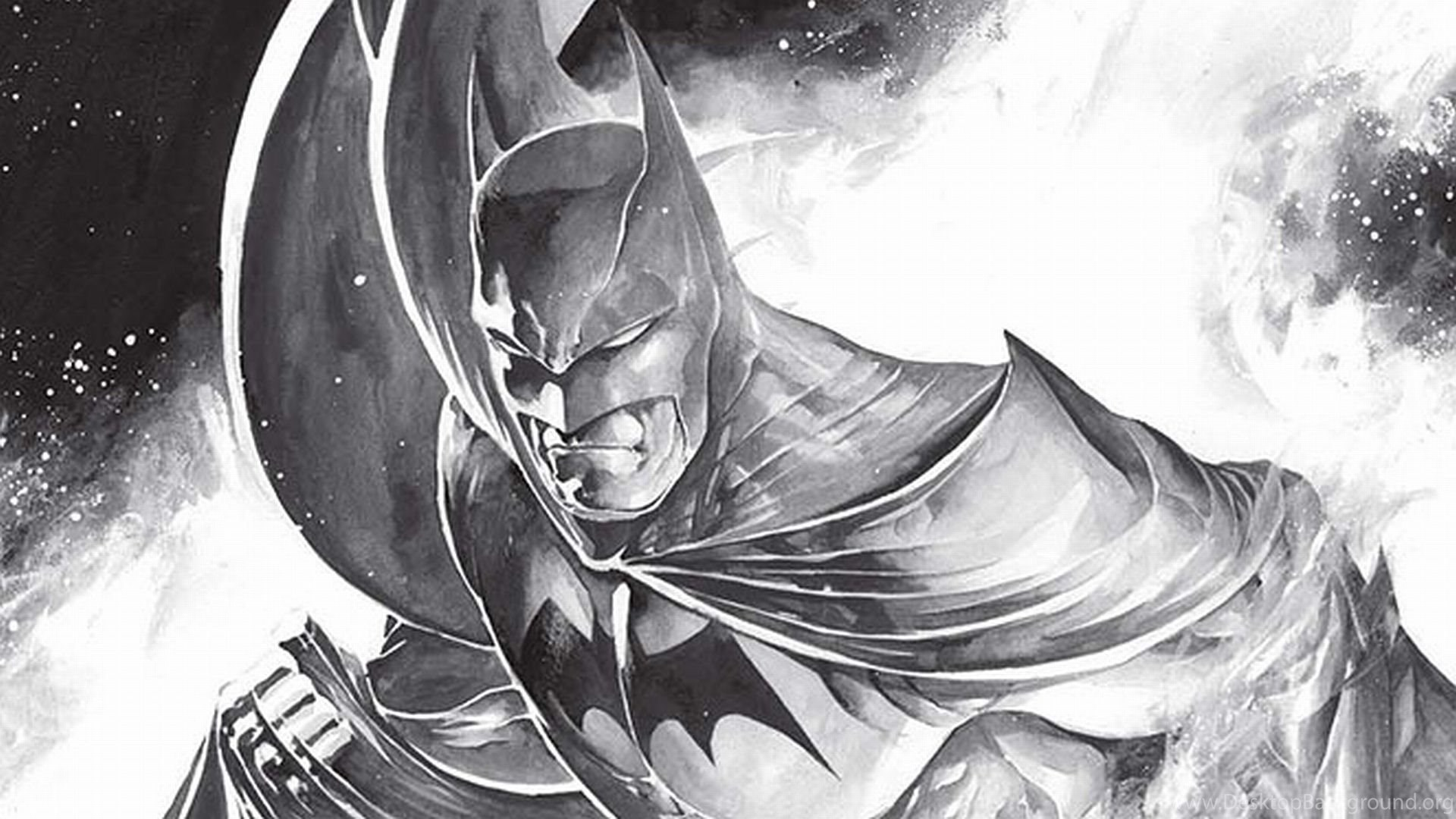 Black And White Batman Wallpapers Hd Wallpapers Fuel Desktop