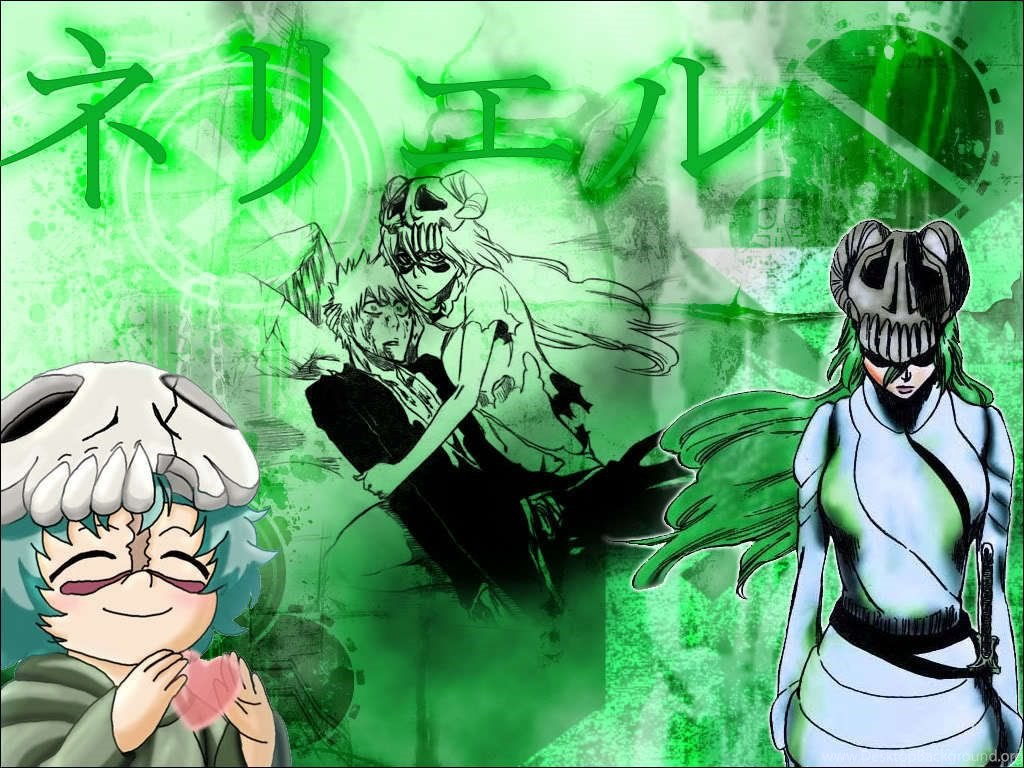 Nel Bleach Anime Wallpapers 8712560 Fanpop Desktop Background