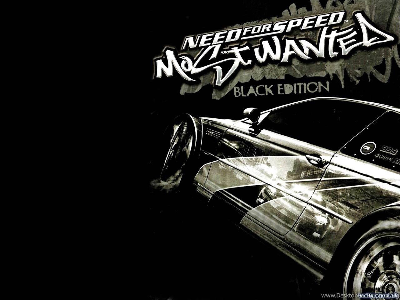 Nfs Most Wanted Wallpapers Wallpapers Cave Desktop Background