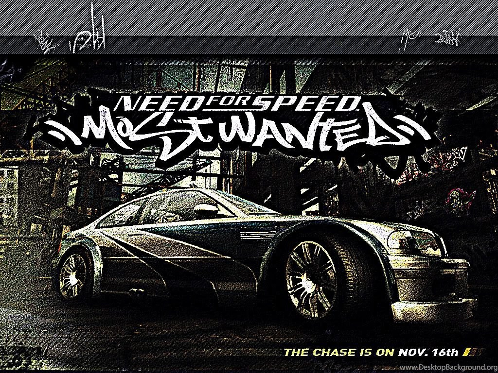 900x563px Need For Speed Most Wanted Desktop Background