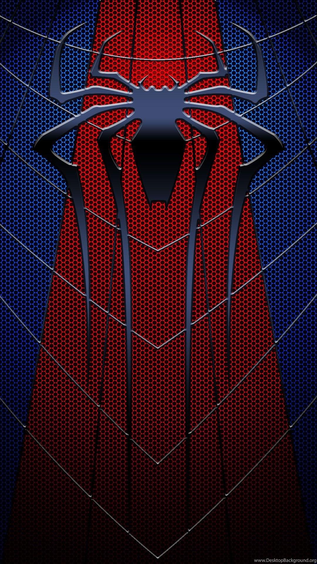 Spiderman Phone Wallpapers By Balsavor On Deviantart Desktop Background