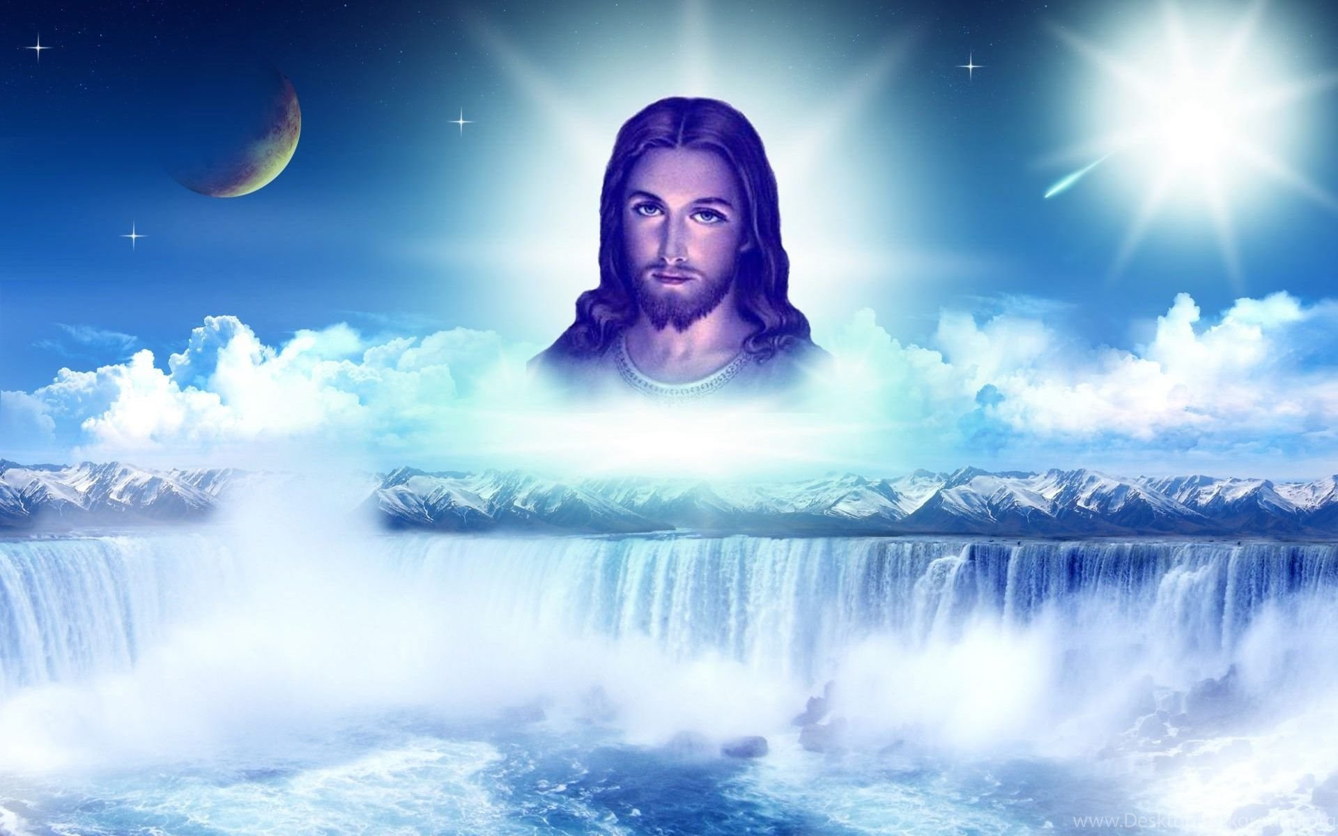 Jesus God Christ HD Wallpapers And FREE Stock