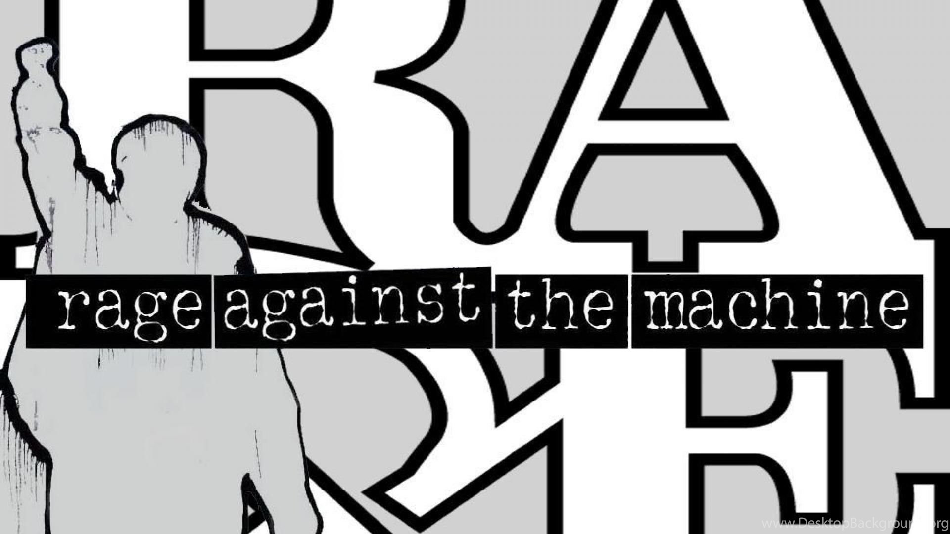 Rage Against The Machine Wallpaper Desktop Background