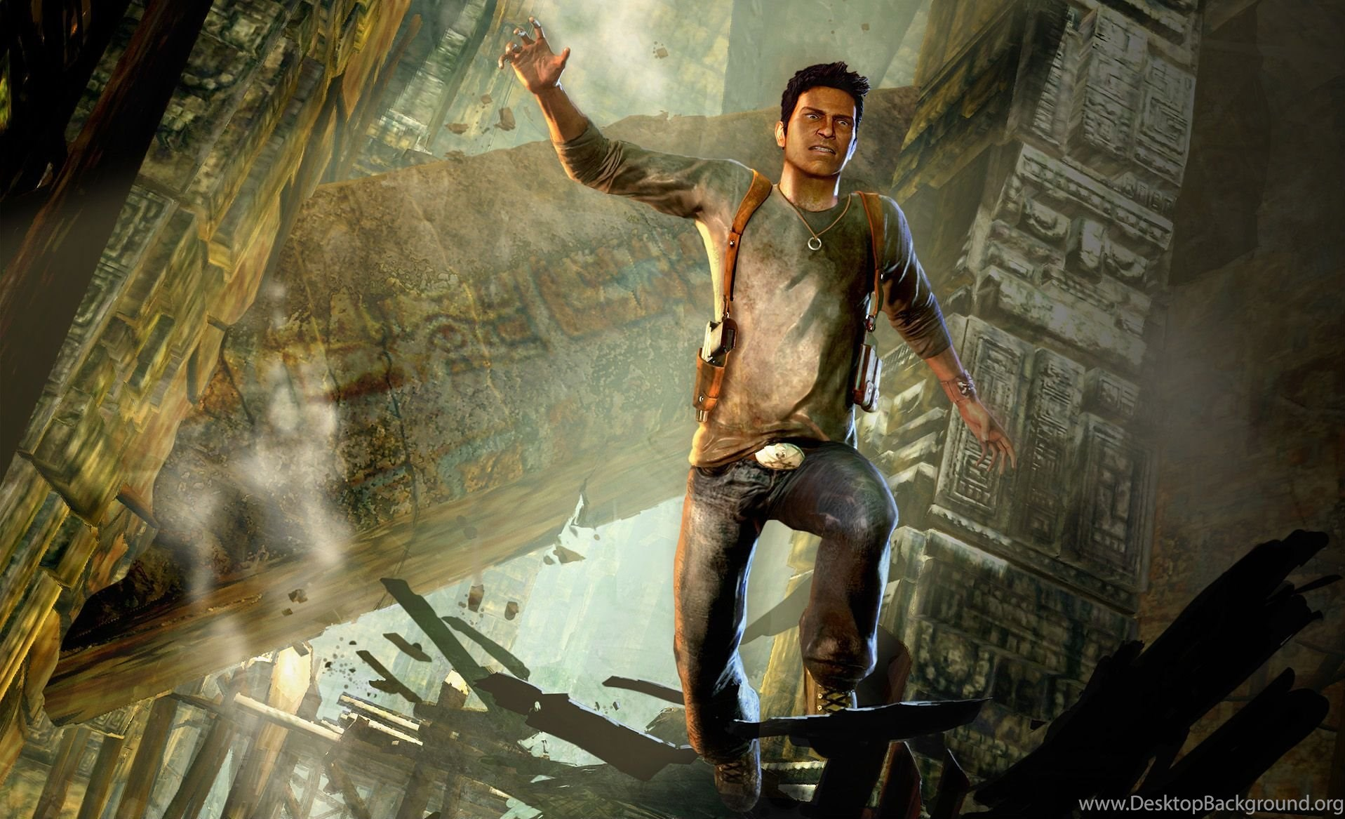 20 Uncharted 4 A Thief S End Hd Wallpapers Desktop Background
