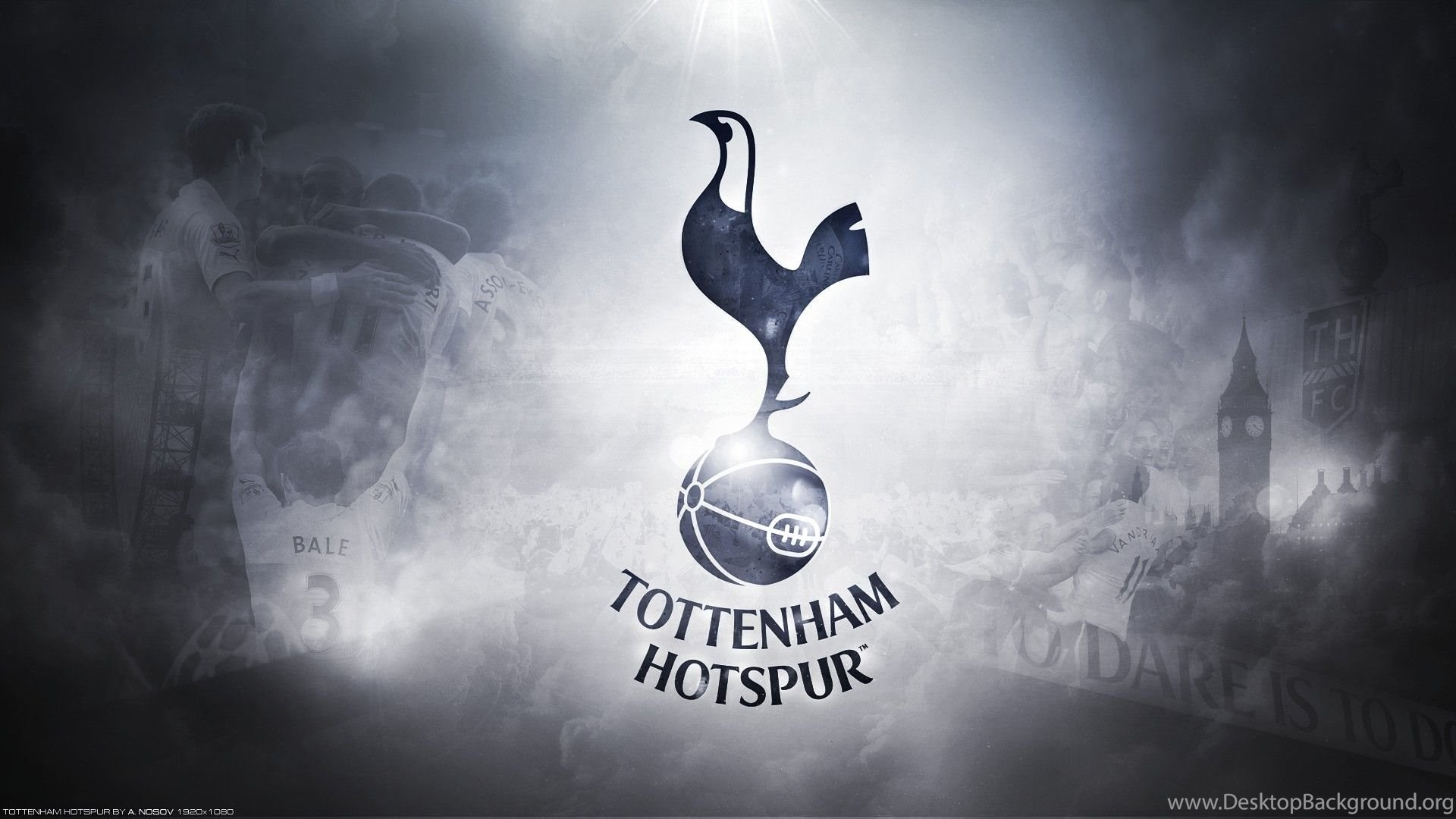 Tottenham Hotspur FC Wallpapers And Windows 10 Theme