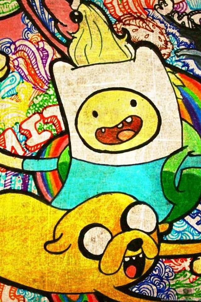 Adventure Time Phone Wallpapers Desktop Background