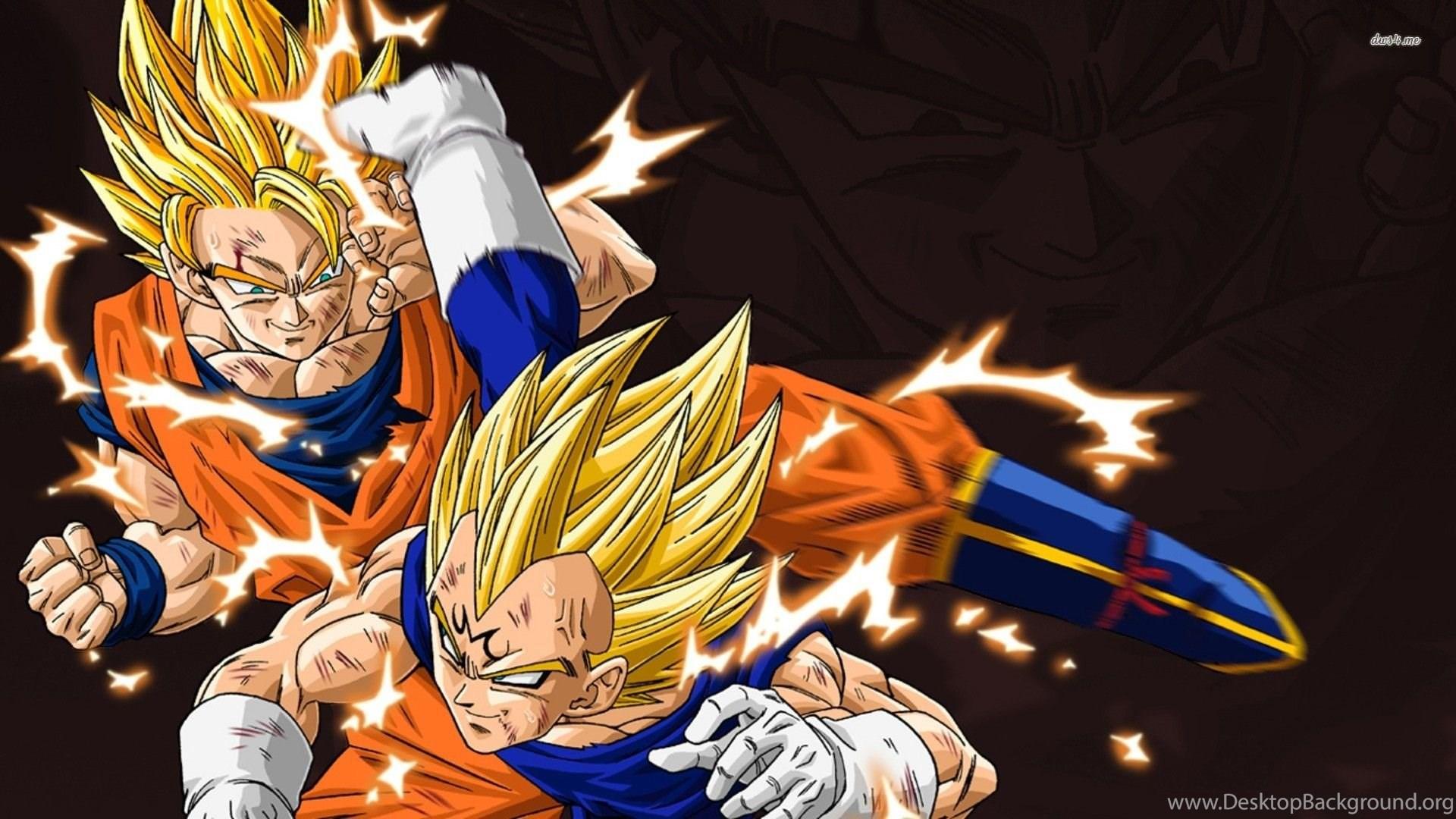 Dragon Ball Z Vegeta Wallpapers Mobile Desktop Background