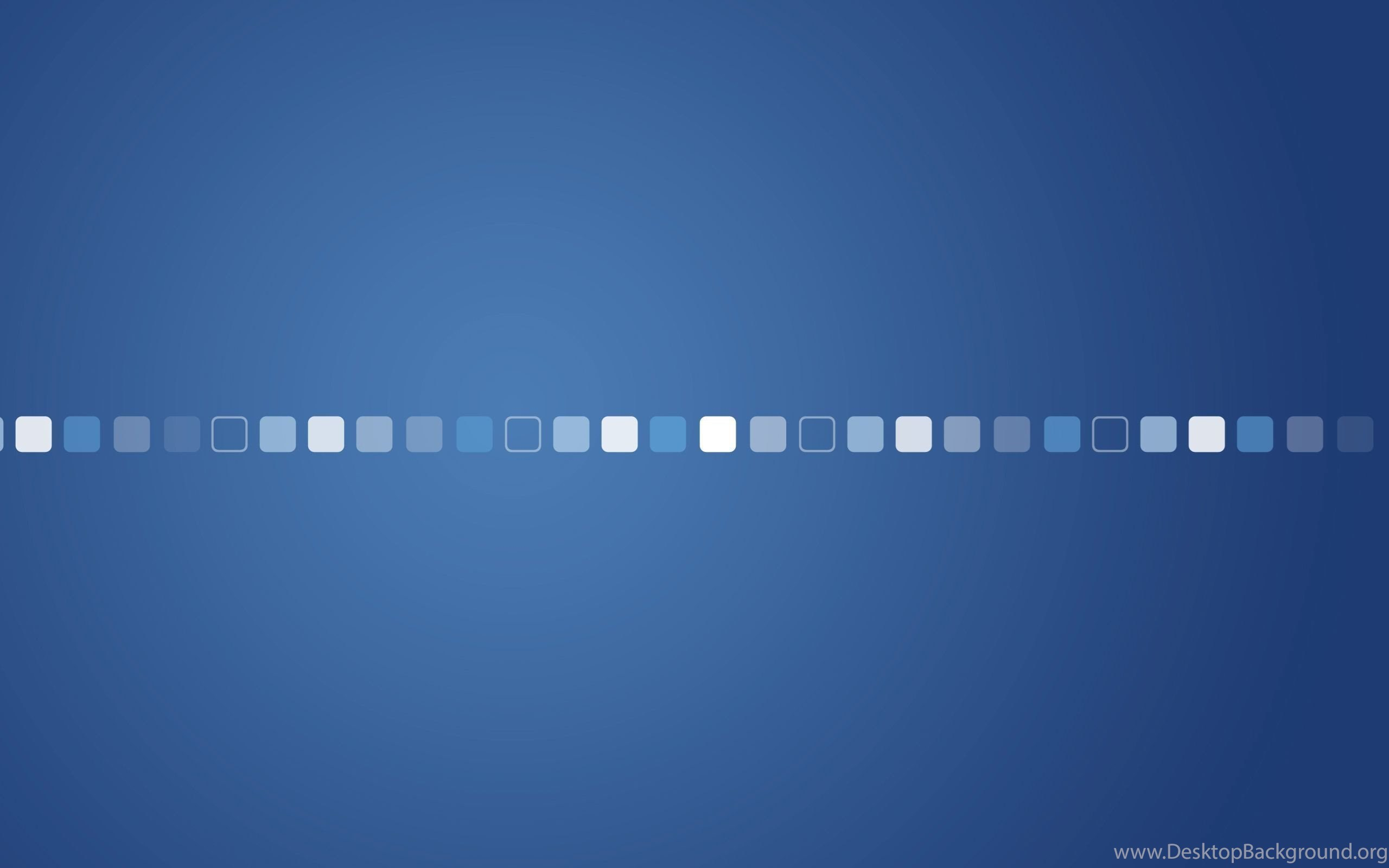 Bright Blue Squares On A Gradient Surface Wallpapers 29556