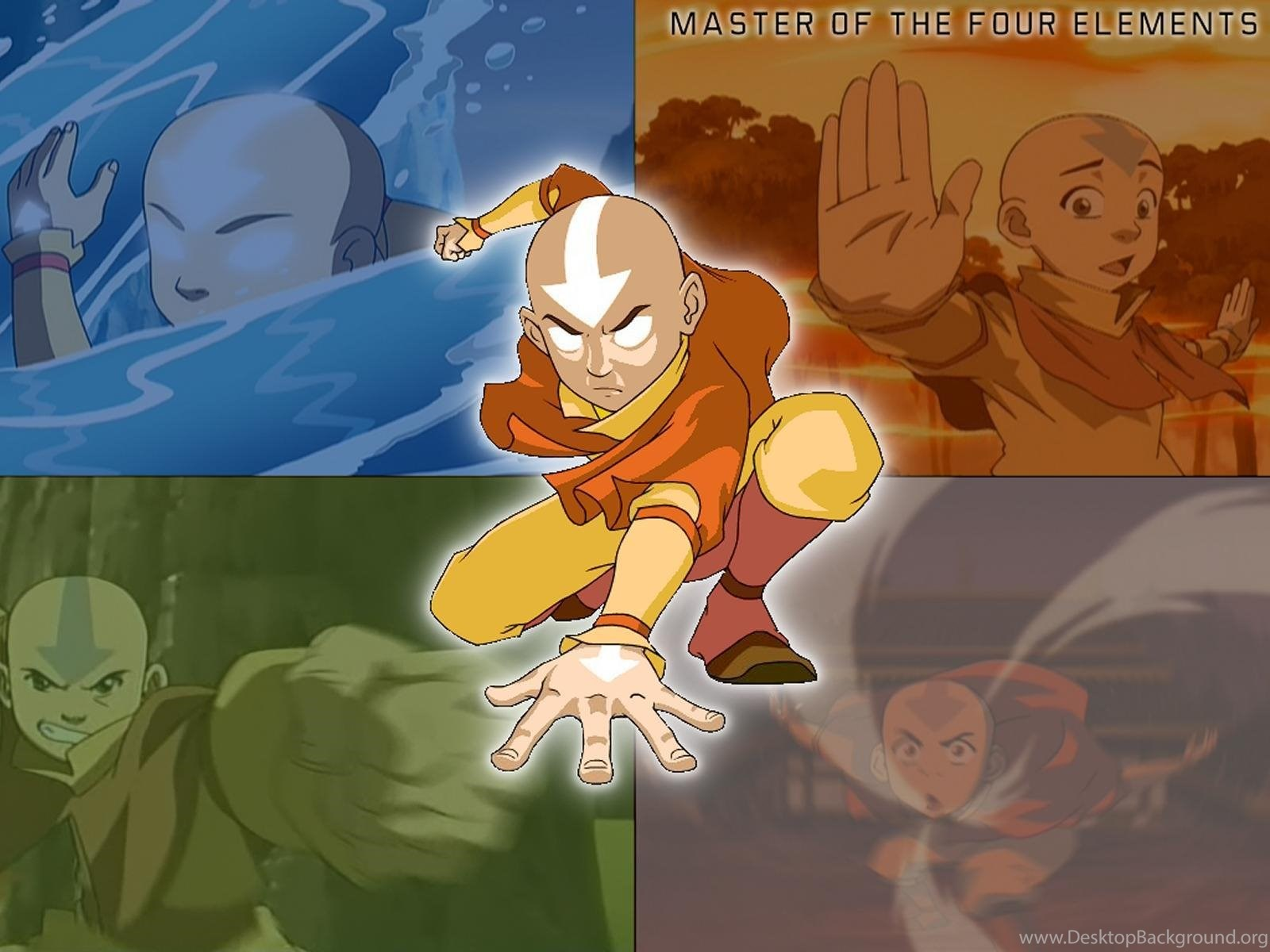 Download Avatar The Last Airbender Wallpapers F 3267 Anime Desktop