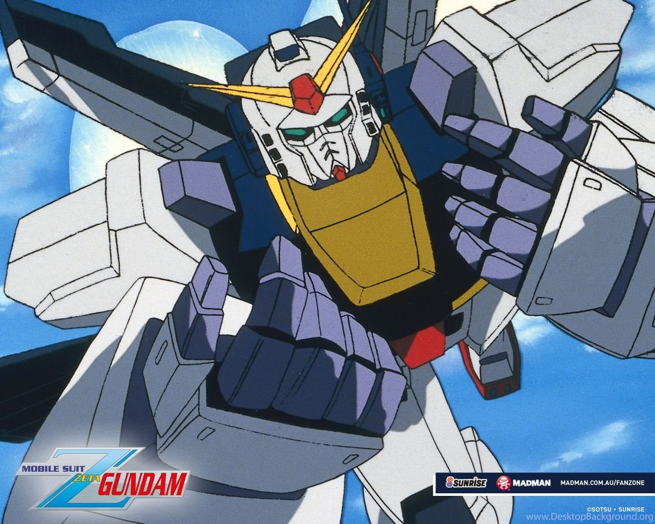Mobile Suit Z Gundam Wallpapers Desktop Background