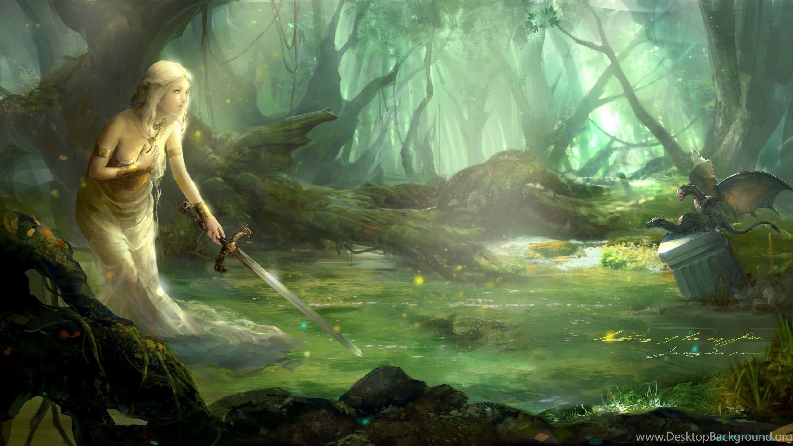 Download Wallpapers Art Xiangxiang Lu A Song Of Ice And Fire