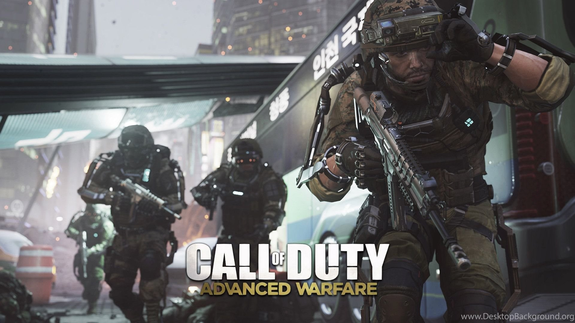 Call Of Duty Advanced Warfare Full HD Backgrounds 1920x1080