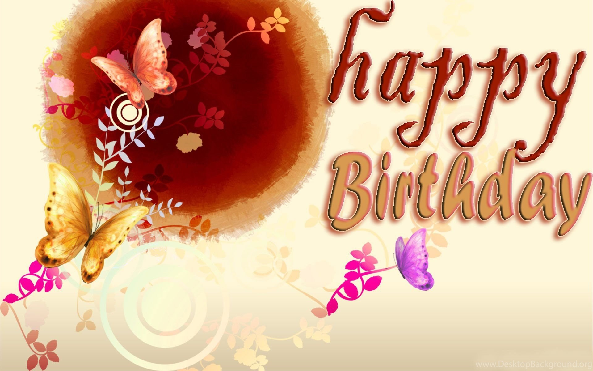 50th Happy Birthday Wishes Wallpapers Toptenpack Desktop