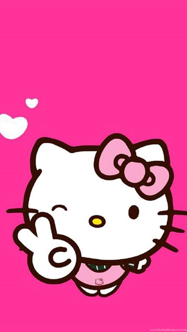 Hello Kitty Walpaper Hello Kitty Wallpapers For Android Free