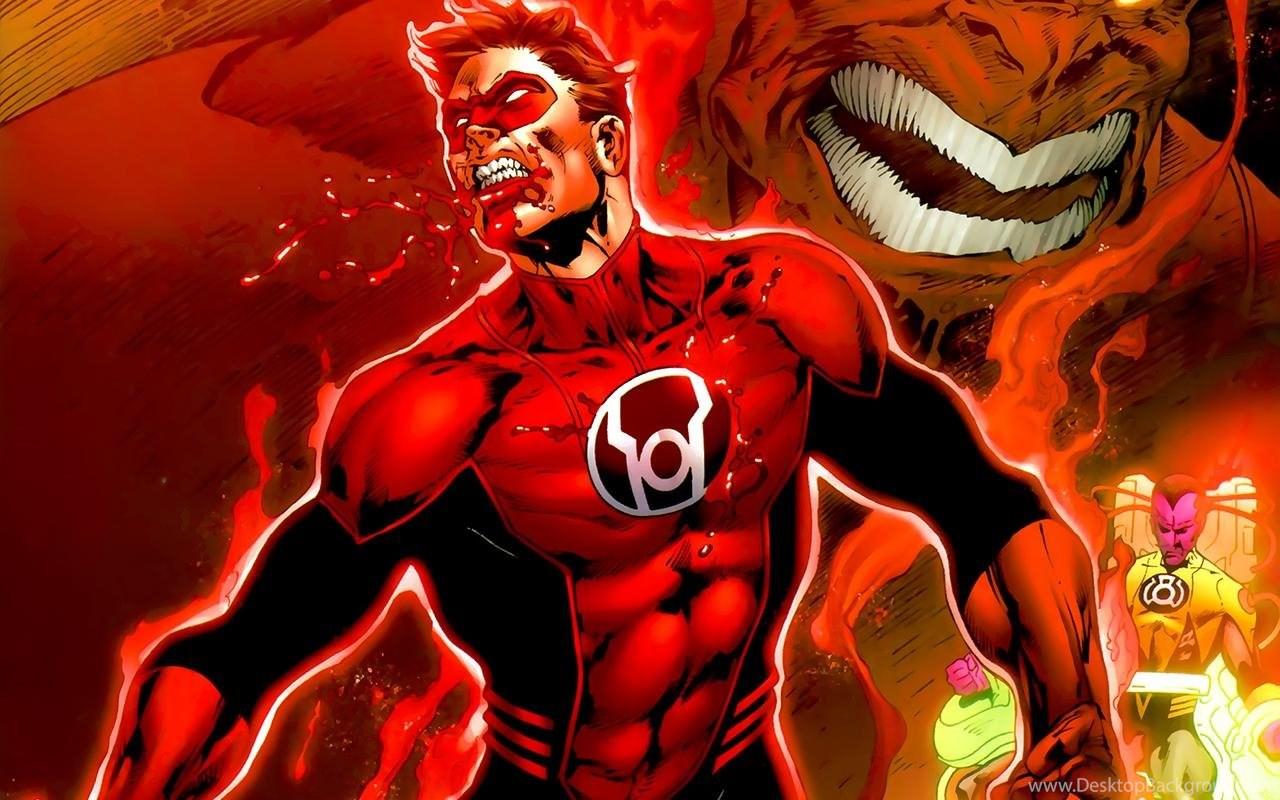 Red lantern logo wallpaper - photo#51
