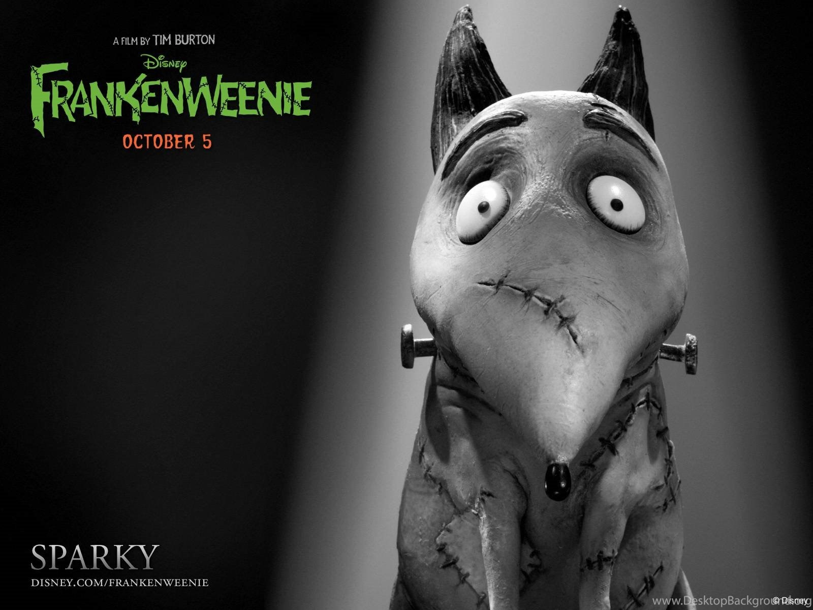Frankenweenie Wallpaper Stop Motion Animation Wallpapers Desktop Background