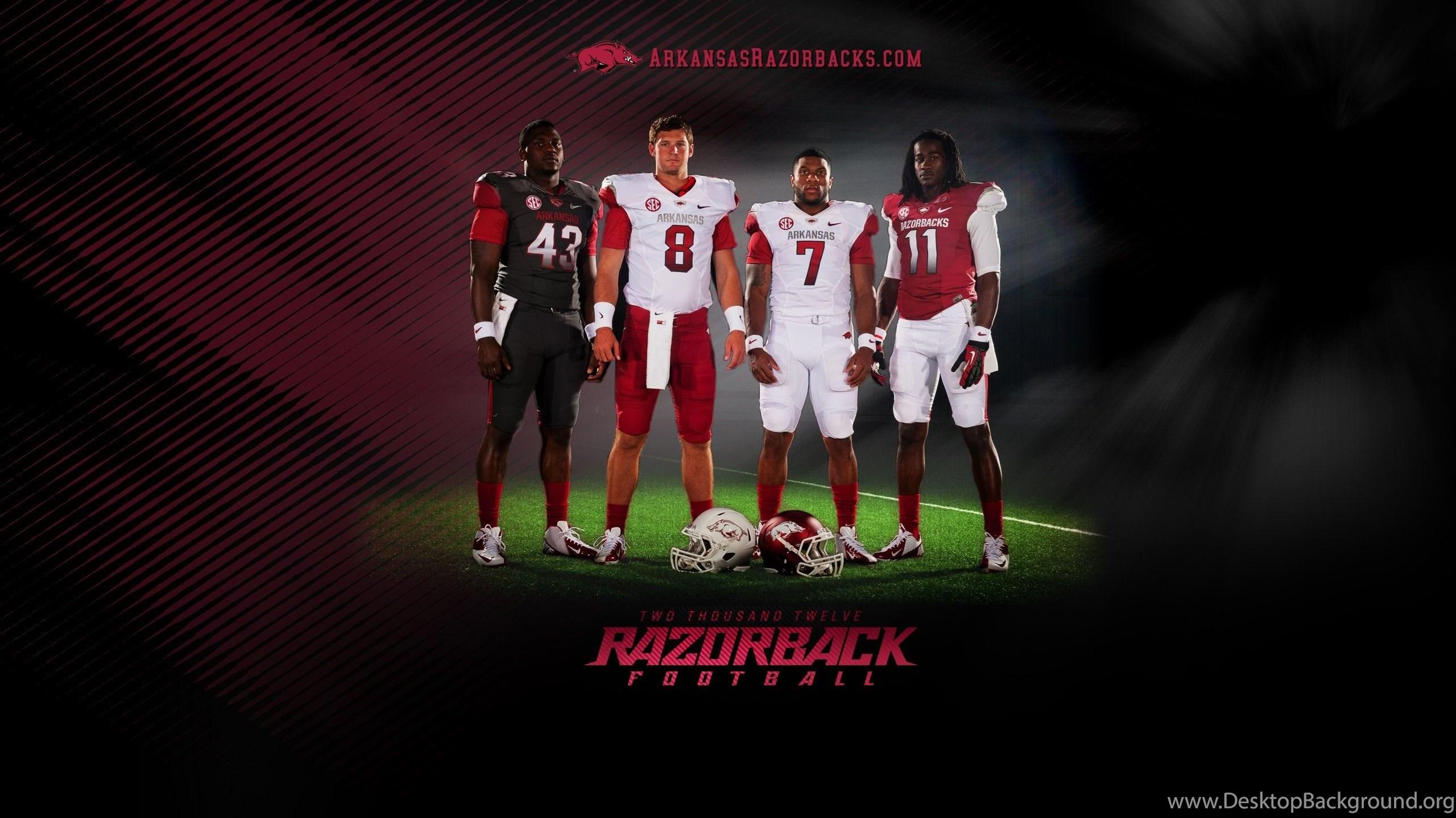 ARKANSAS RAZORBACKS College Football Wallpapers Desktop Background