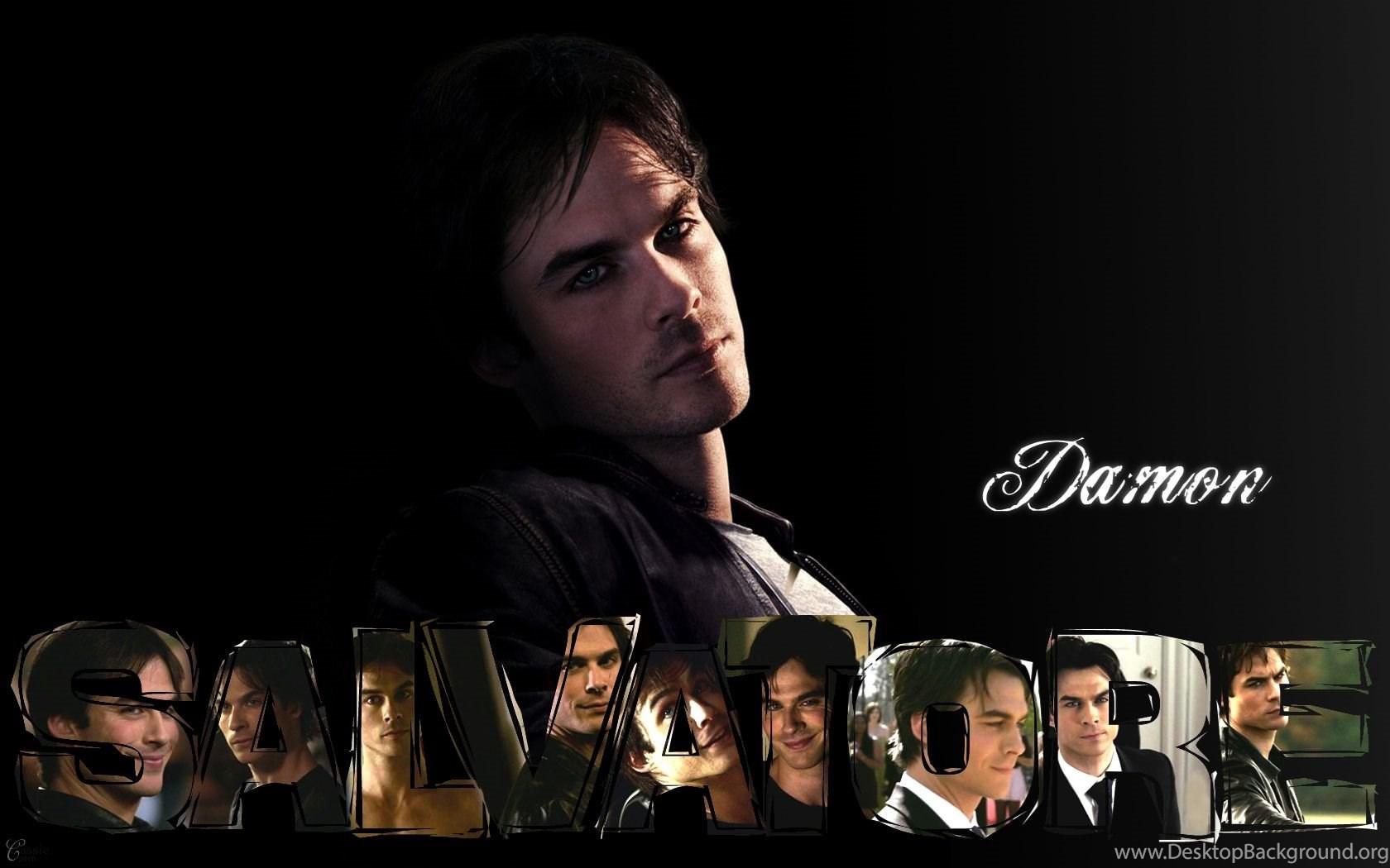 Damon Salvatore Damon Salvatore Wallpapers (24874857 ...