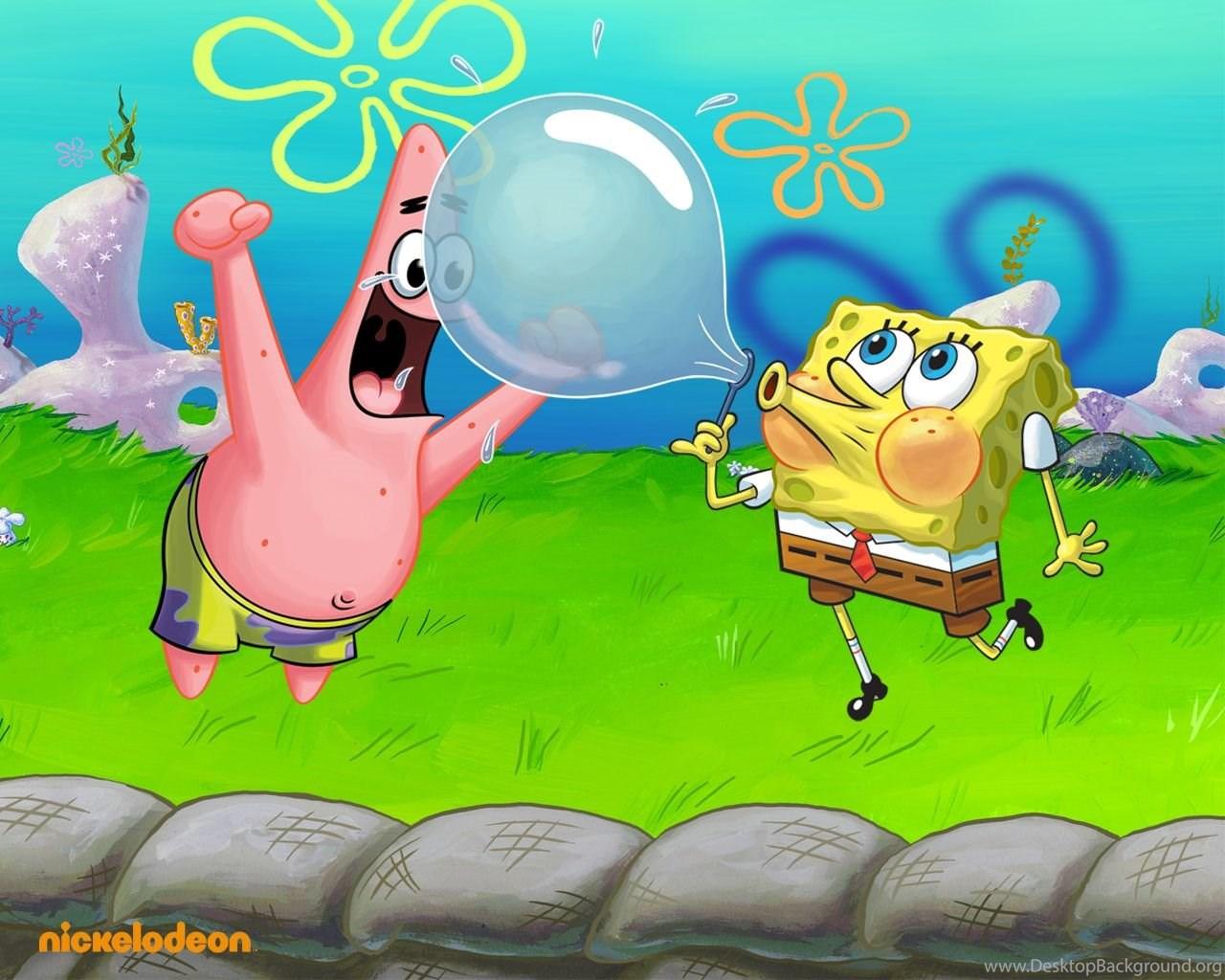 Spongebob Patrick Spongebob Squarepants Wallpapers 31281713