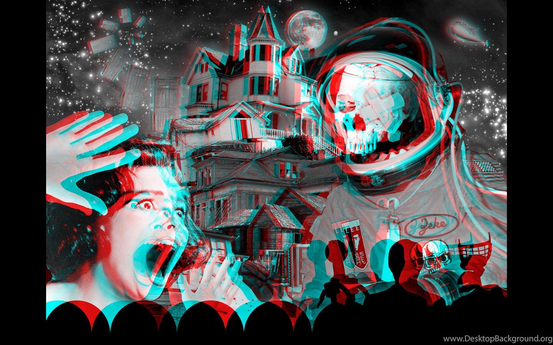 Mystery Science Theater 3000 Desktop Background