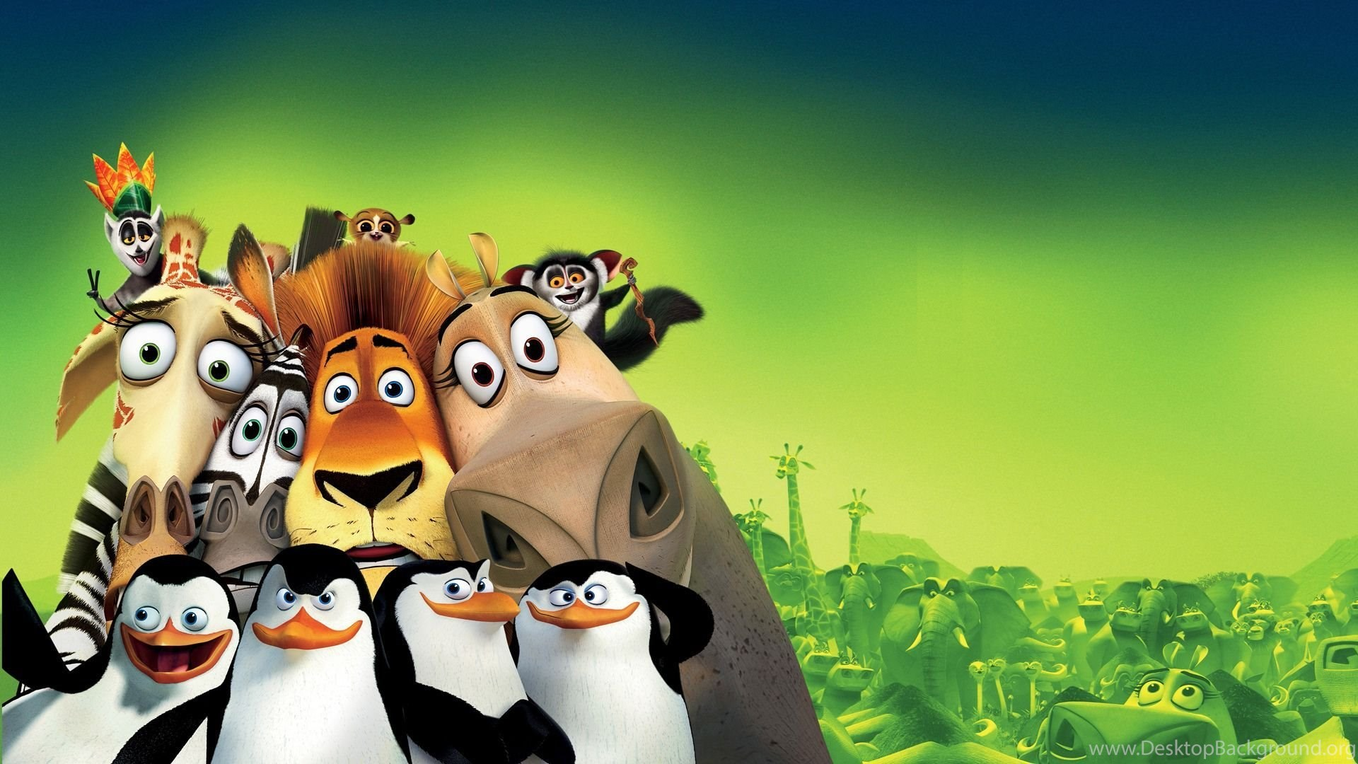 Free full hd wallpapers hd wallpapers madagascar is one of - Madagascar wallpaper ...