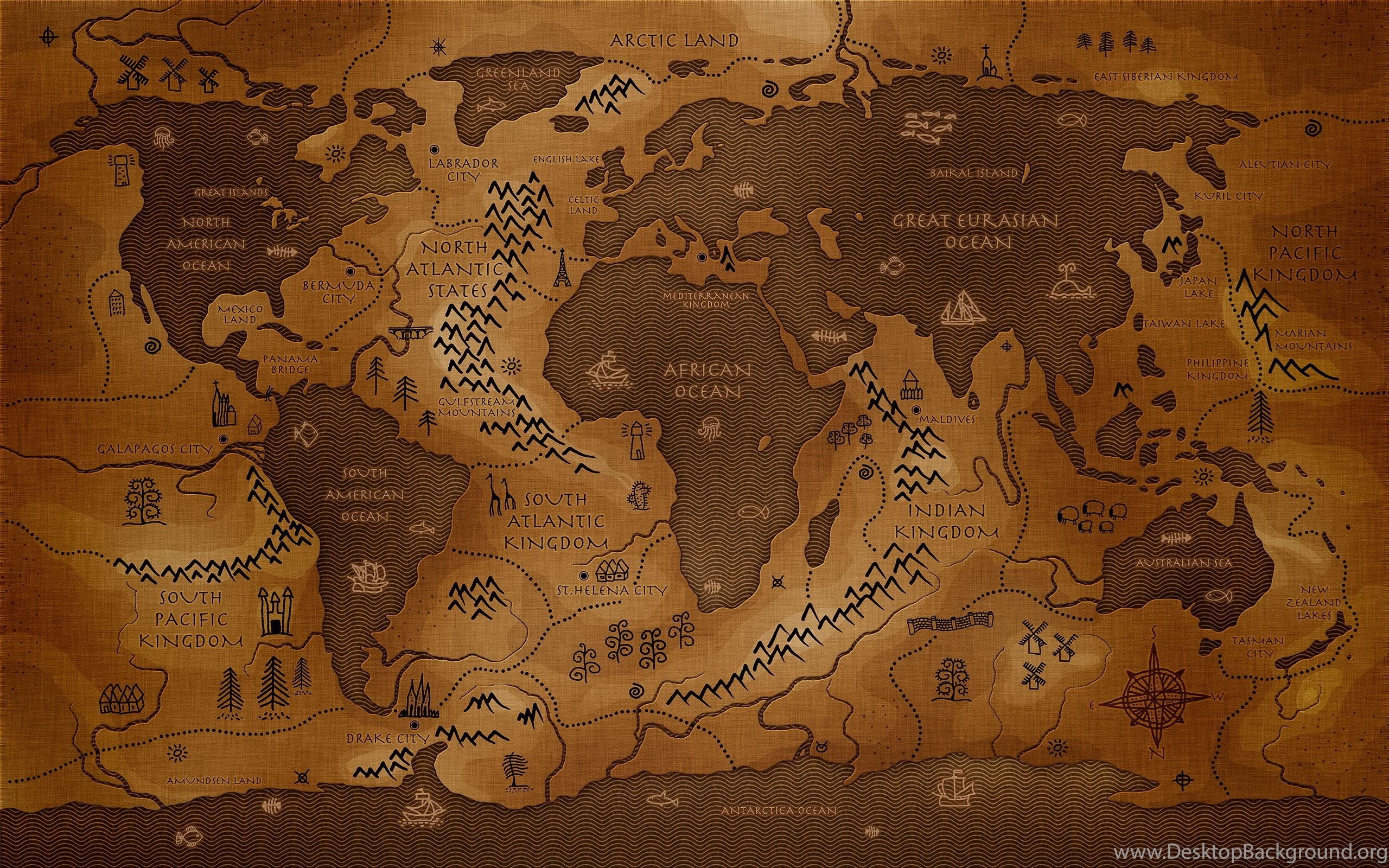 World map wallpapers desktop backgrounds desktop background original size 12mb gumiabroncs Choice Image