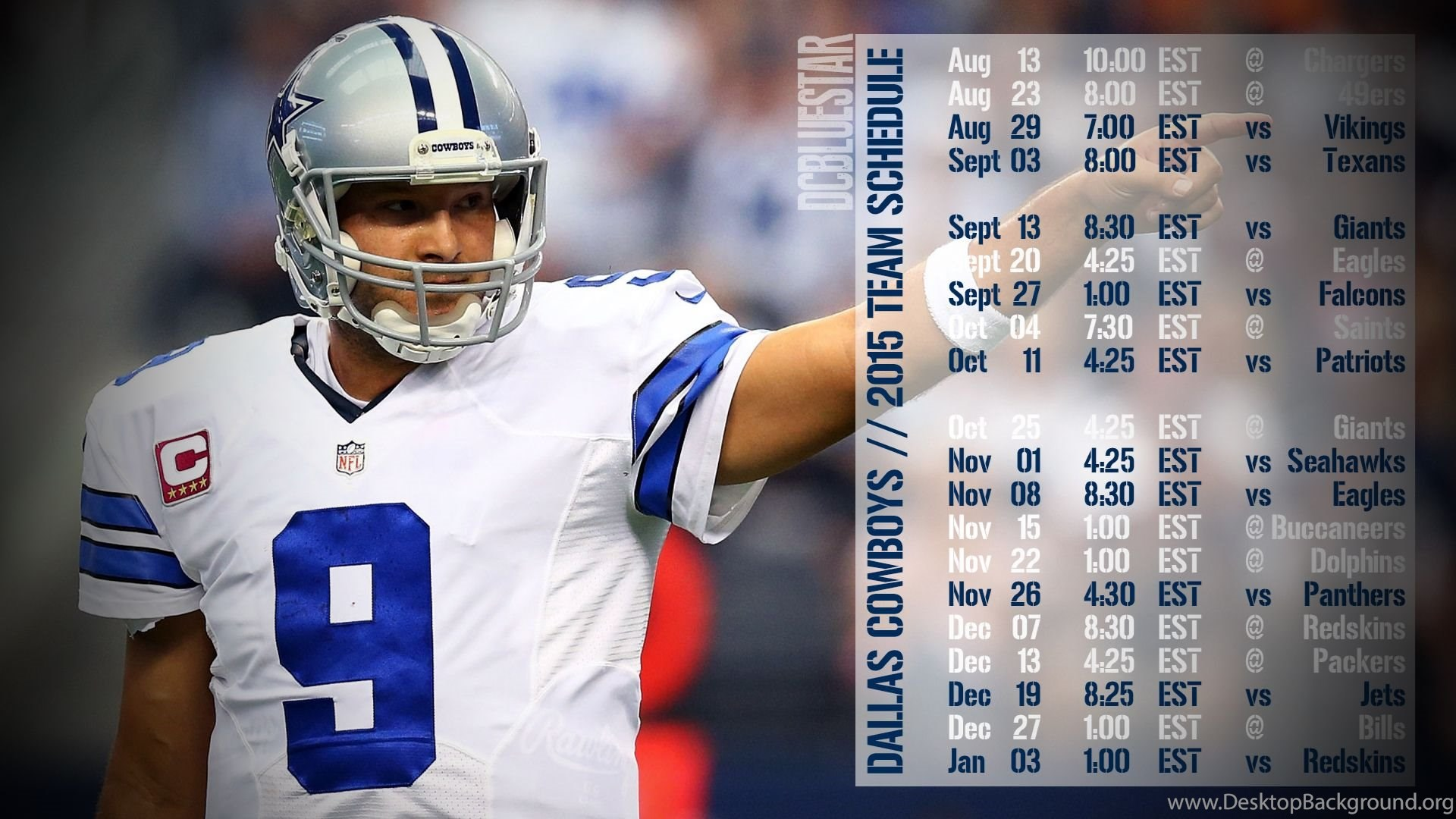 2015 schedule wallpapers dallas cowboys forum dallas cowboys