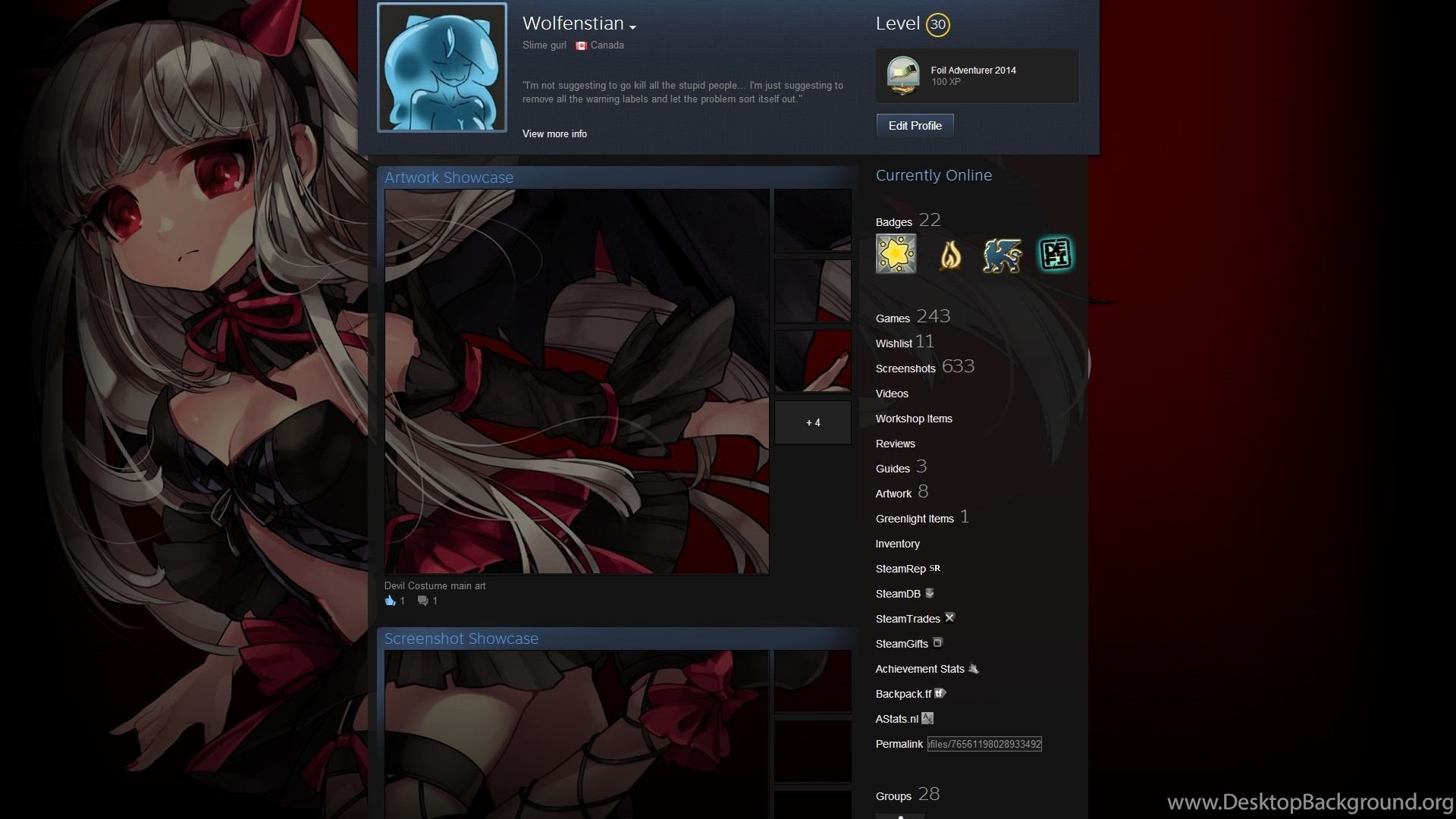 Steam Community Guide Create Steam Backgrounds Showcases