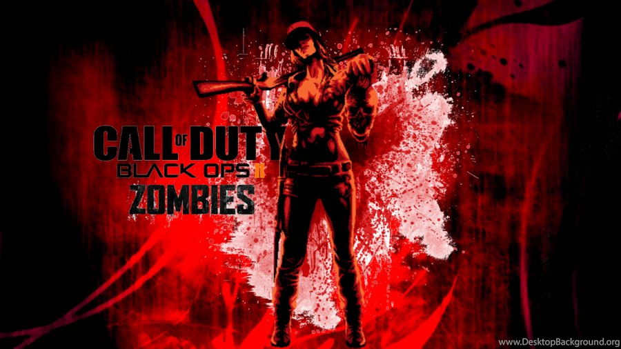Black Ops 2 Zombies Wallpaper By Gamergirlist On Deviantart