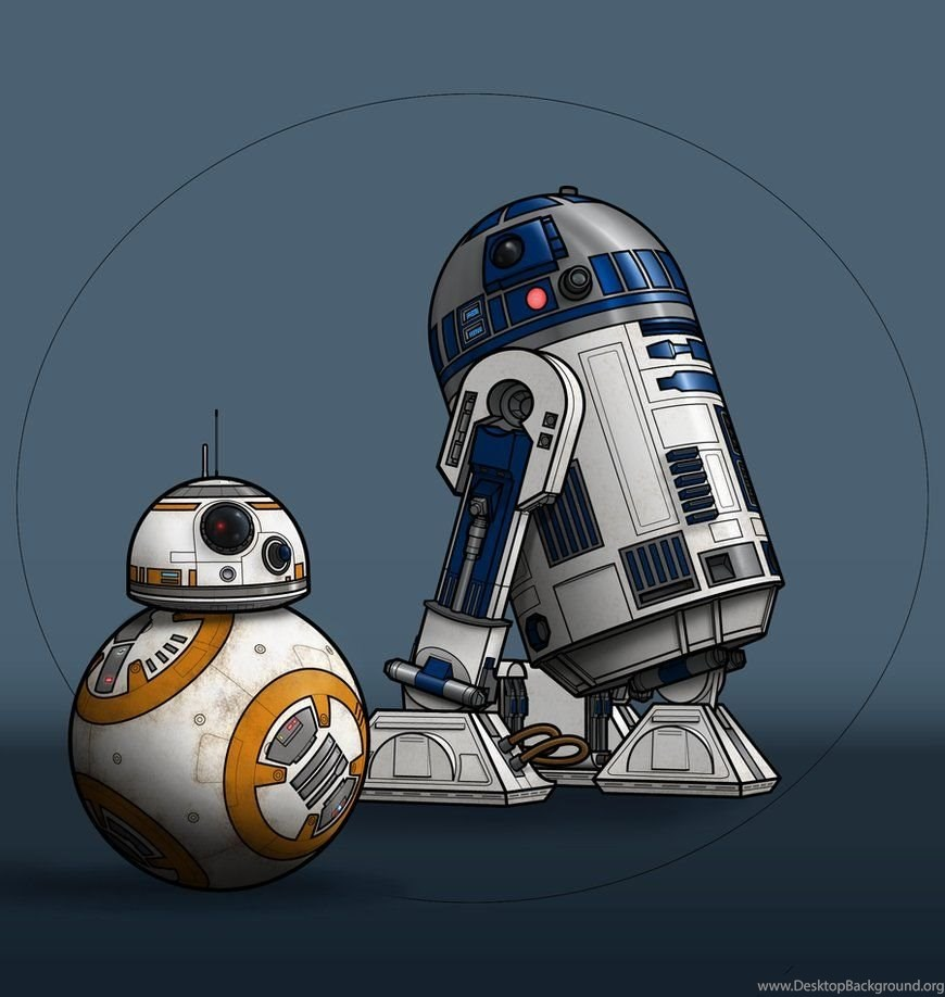 Star Wars R2d2 Wallpapers Hd Backgrounds Download Mobile Iphone 6s