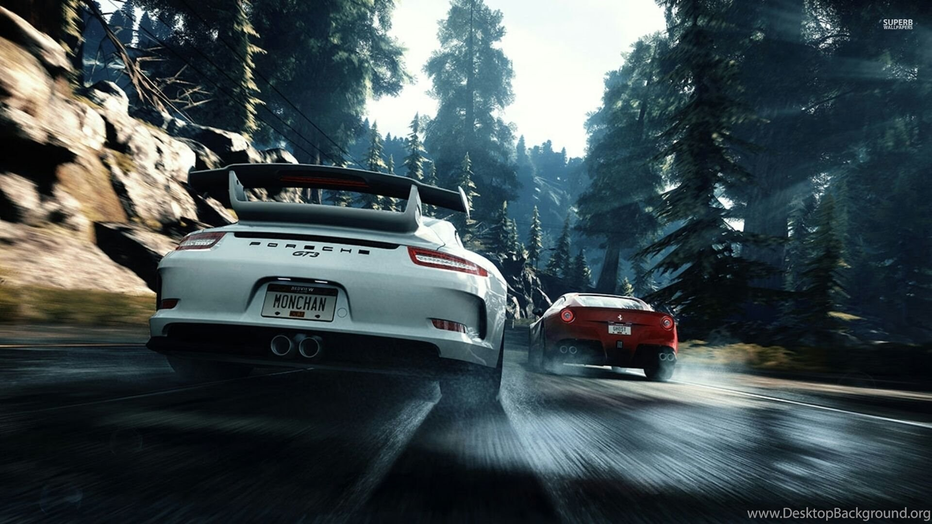 Need For Speed: Rivals, Game, Games, 1920x1080 HD ...Nfs Rivals Wallpaper For Pc
