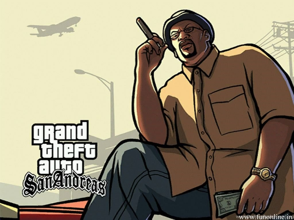 Gta San Andreas Action Adventure Game Hd Wallpapers Download For