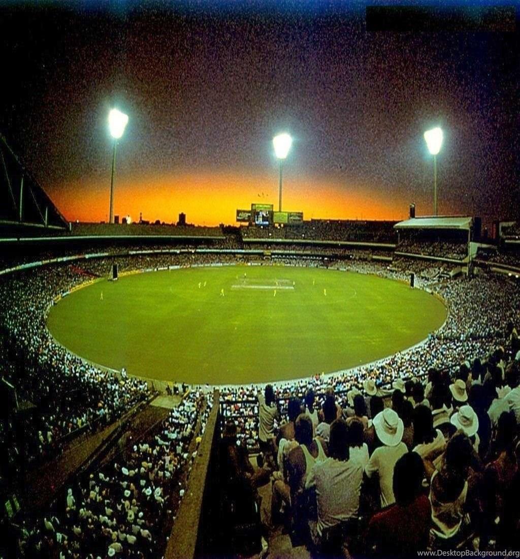 Melbourne Cricket Ground Wallpaper Jpg Created By Santosh Desktop Background