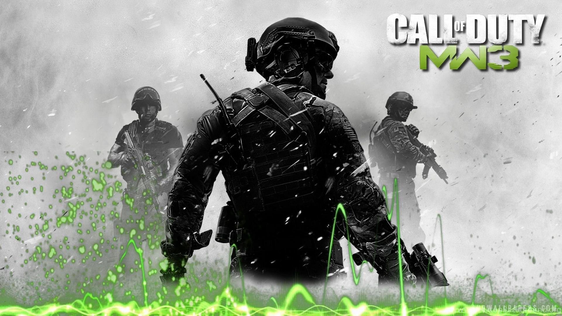 Call Of Duty Modern Warfare 3 Hd Wallpapers Ihd Wallpapers Desktop