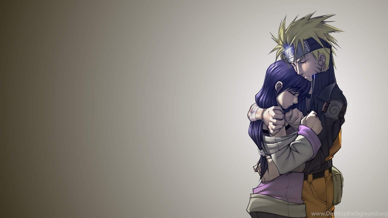 Wallpapers Naruto Dan Hinata Romantis Desktop Background