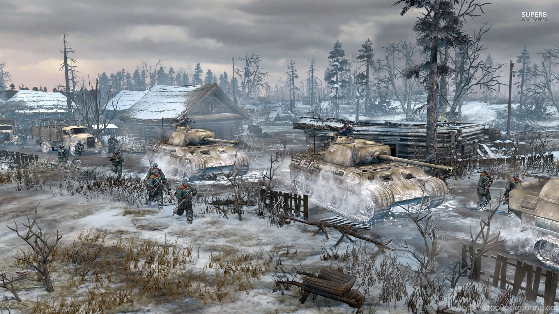 company of heroes 2 wallpapers game wallpapers desktop background
