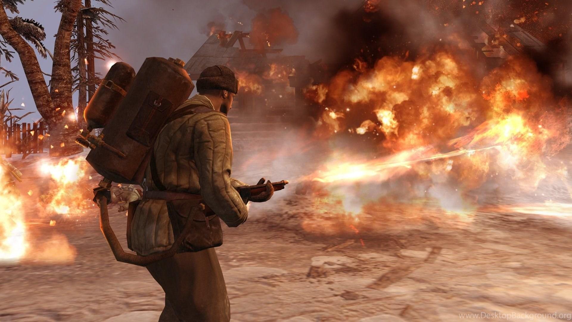 Company Of Heroes 2 1080p Jpg Desktop Background