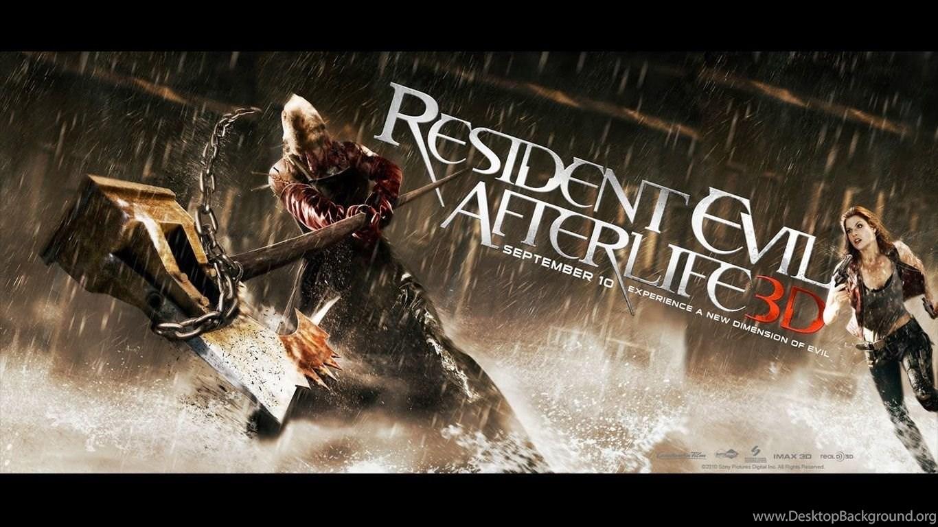Resident Evil Afterlife Wallpaper ·①