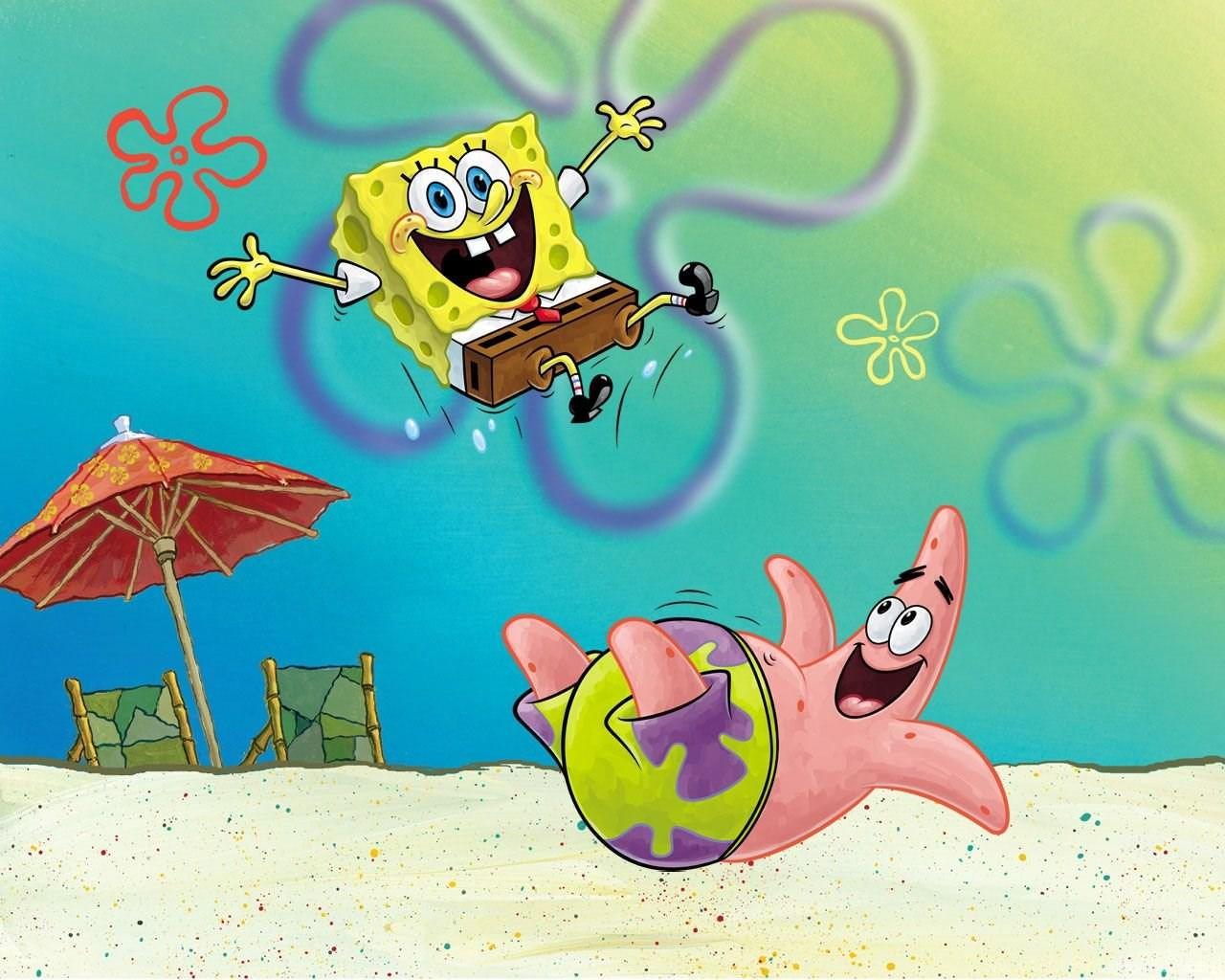 Spongebob Wallpapers Hd: Spongebob & Patrick Spongebob Squarepants Wallpapers