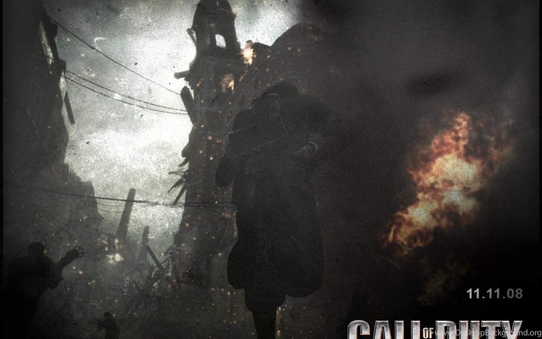 Call Of Duty Waw Wallpaper Desktop Background