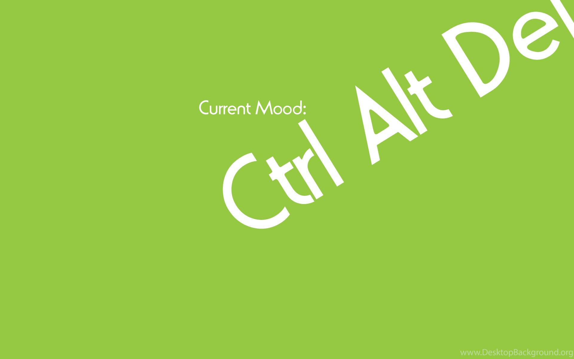 Ctrl Alt Del By Octr On Deviantart Desktop Background