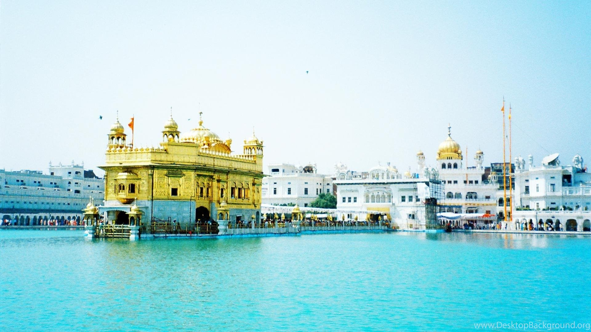 Wallpapers Golden Temple At Amritsar Punjab India World City
