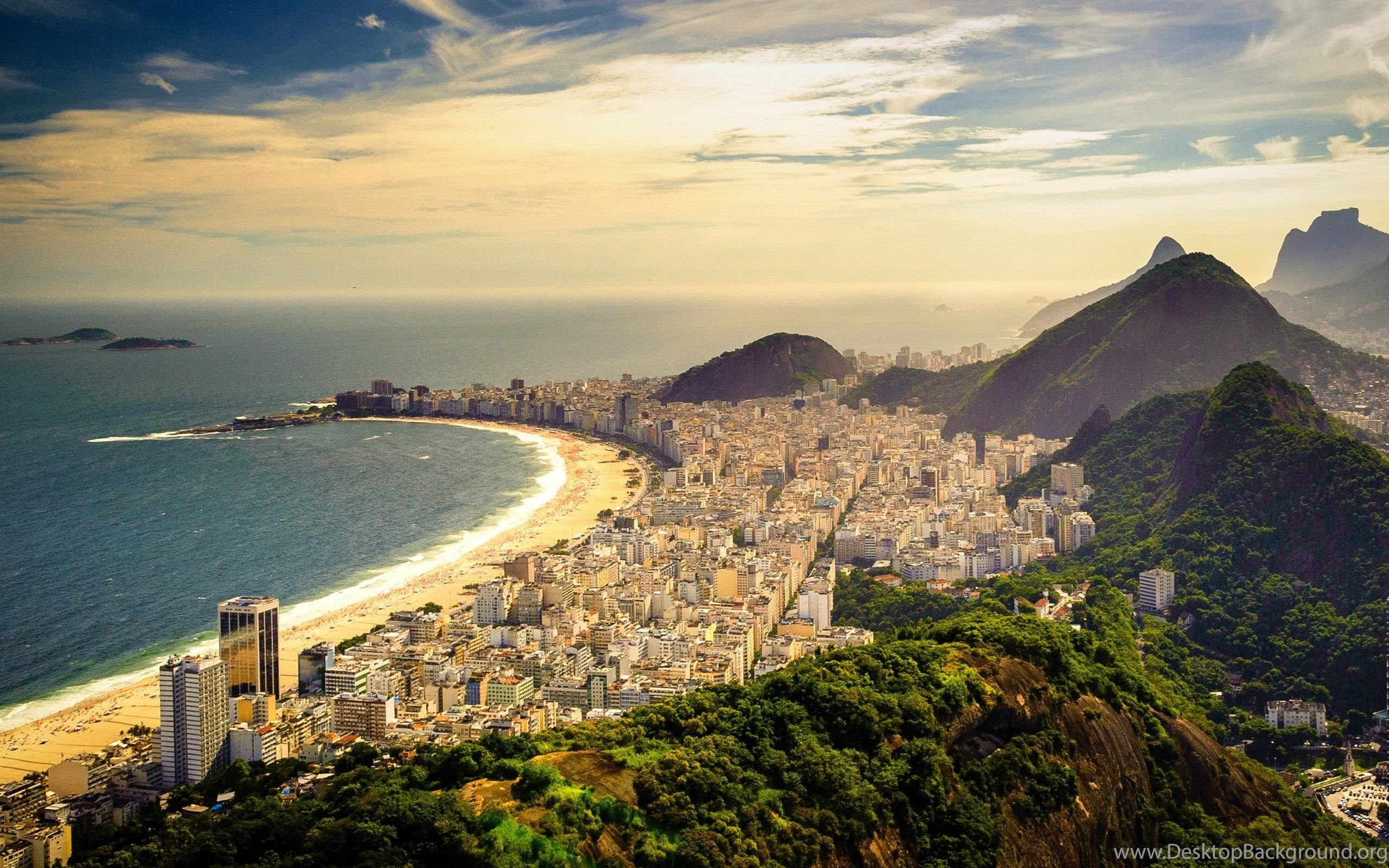 Сверкающий Рио-Де-Жанейро  № 1457446  скачать