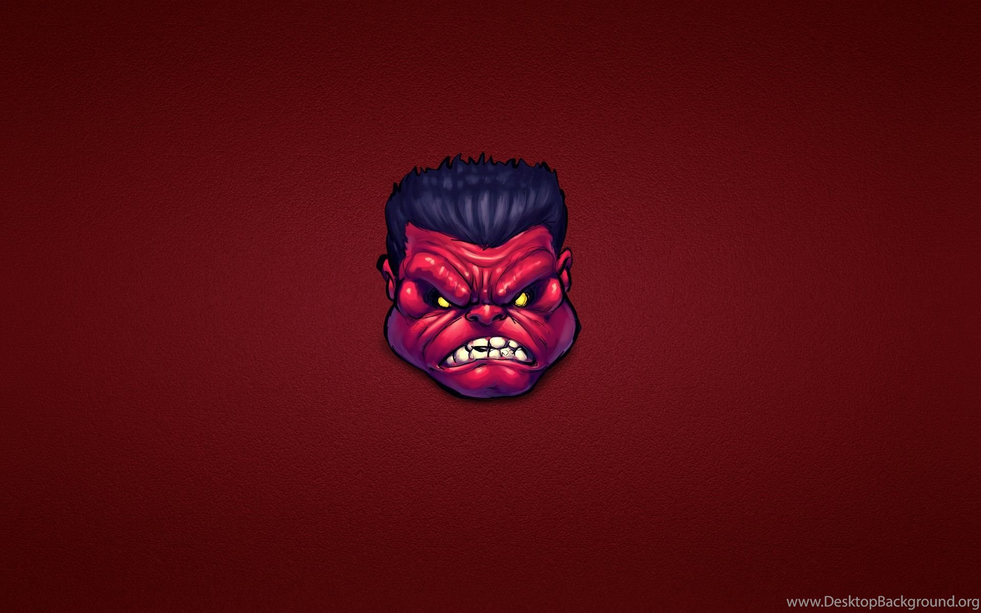 Simple Wallpaper Marvel Face - 413113_red-hulk-comics-marvel-minimalism-face-eyes-pov-art-wallpapers_1920x1200_h  You Should Have_928563.jpg